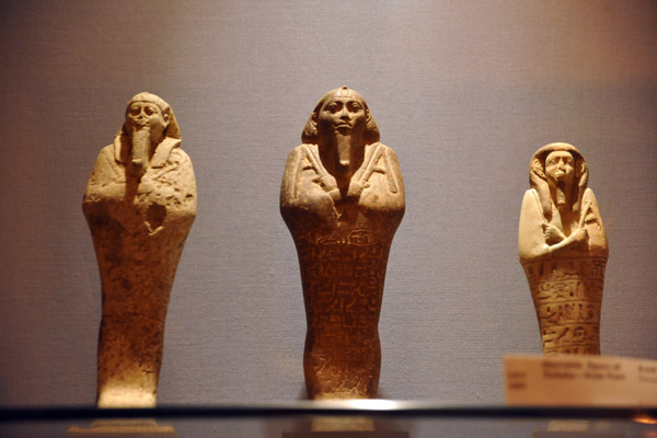 Figures from Nuri, Sudan National Museum