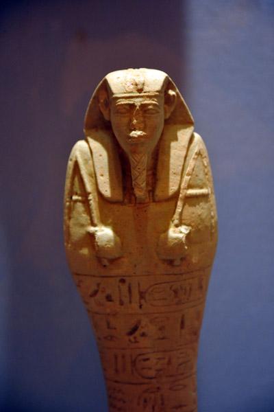 Shawabtis figure of Anlamani from Nuri