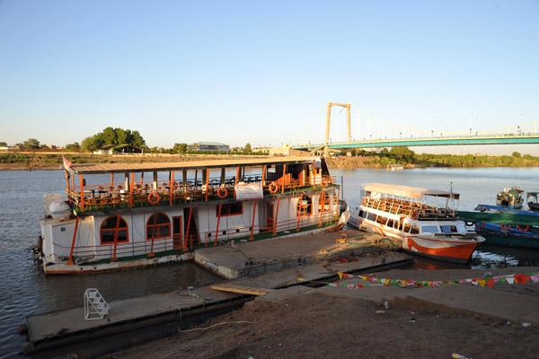 Blue Nile Cruise, Khartoum