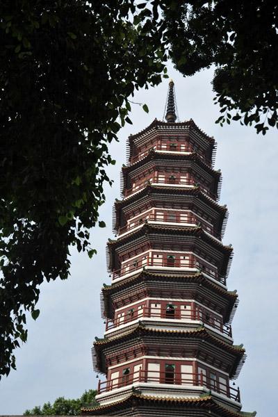 Flowery Pagoda, Guangzhou