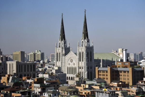Chunghyon Church, Seoul