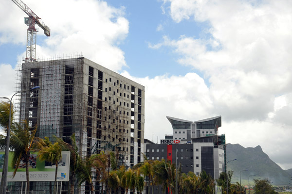 Cyber City, Mauritius