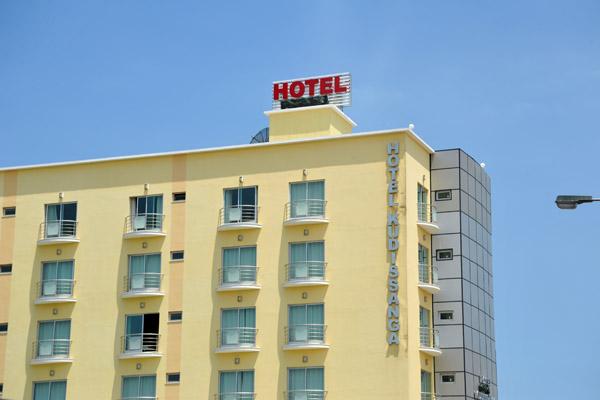 Hotel Kudissanga, Luanda