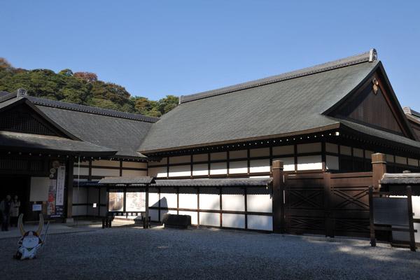 Hikone Castle Museum - replica of the Edo-era palace of the Hikone Clan