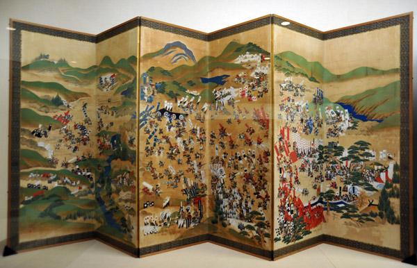 The decisive victory at the Battle of Sekigahara in 1600 marks the beginning of the shogunate of Tokugawa Ieyasu