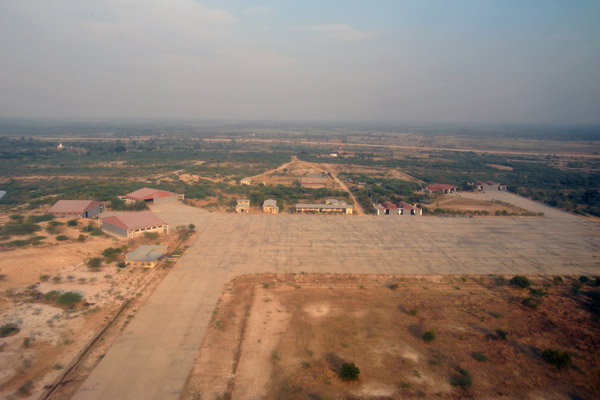 Mandalay International Airport, Burma (Myanmar)
