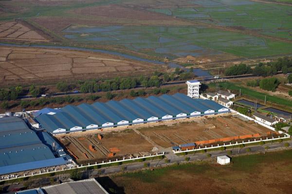 Mingaladon Industrial Park, Yangon, Myanmar (Burma)