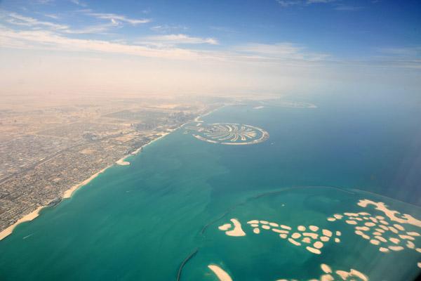 The World & Palm Jumeirah
