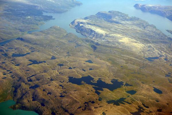 Hopsefjorden, Nordkynhalvøye, Norge