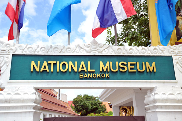 National Museum of Thailand, Bangkok