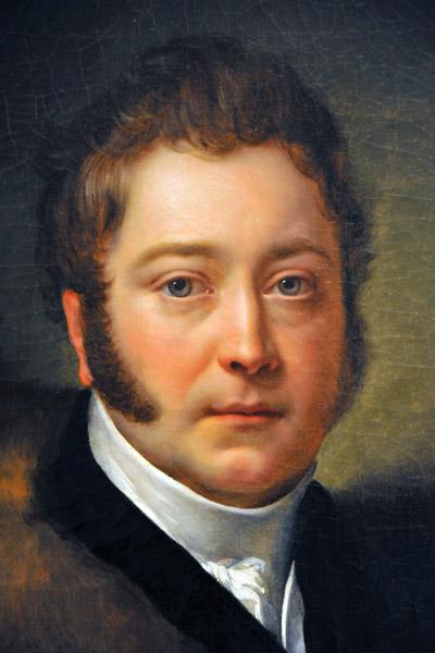 Baron Sloet van Toutenburg by Alexandre-Jean Dubois Drahonet, 1826