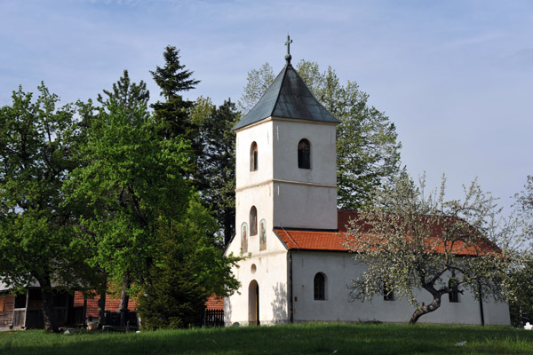 Church of Saints Peter and Paul, Sirogojno, 1764
