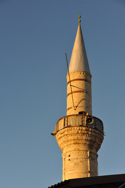 Minaret of the Great Mosque of Limassol