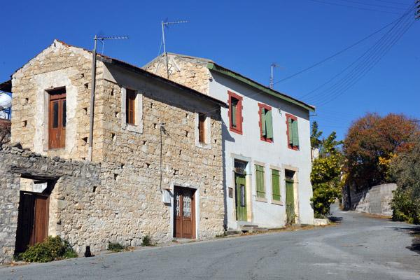 Troödos village of Malia, Cyprus