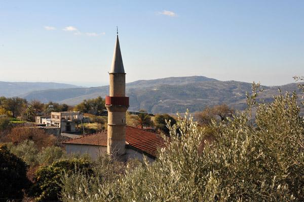 Village of Agios Nikolaos, its old Turkish name - Esentepe