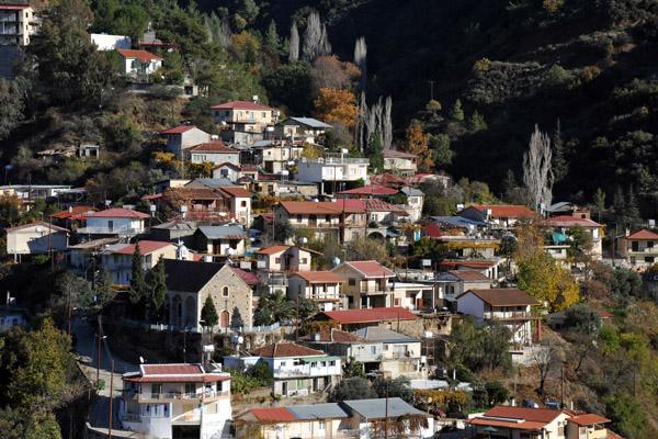 Oikos, Cyprus - Troödos Mountains