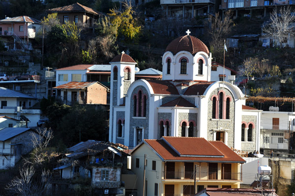 Moutoullas - the new Greek Orthodox Church