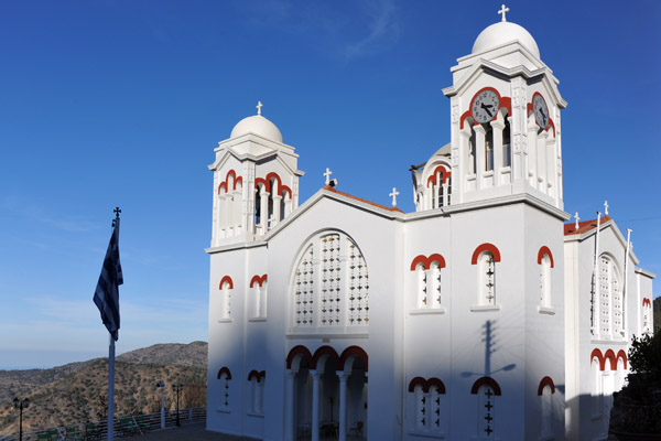 Greek Orthodox Church of the Holy Cross - Pedoulas village, Cyprus