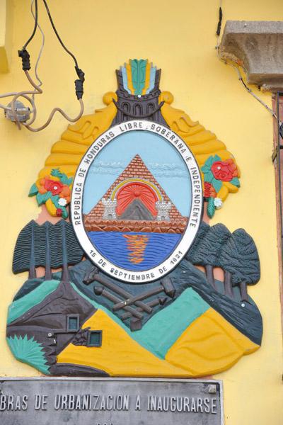 Republica de Honduras Libra, Soberana e Independente, 15 de Septiembre de 1821