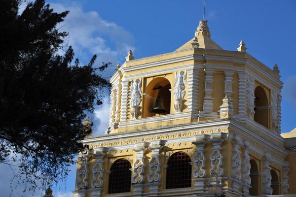 The stout southern tower, Nuestra Señora de la Merced