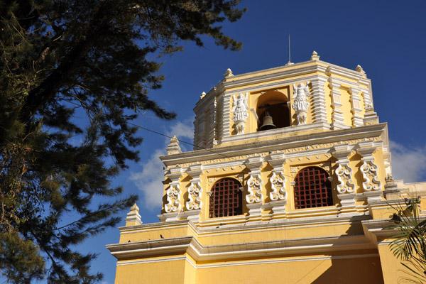 South tower, Iglesia de Nuestra Señora de la Merced