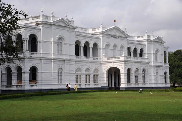 Colombo National Musuem, established in 1877