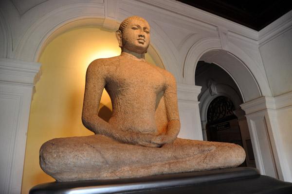 Buddha Image from Toluvila (800 AD)