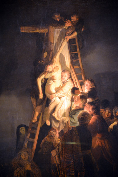 descent from the cross rembrandt 1634 photo brian mcmorrow