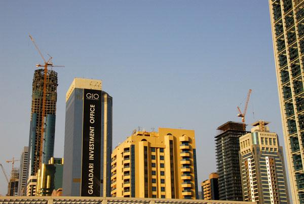 Sheikh Zayed Road Sept 2006