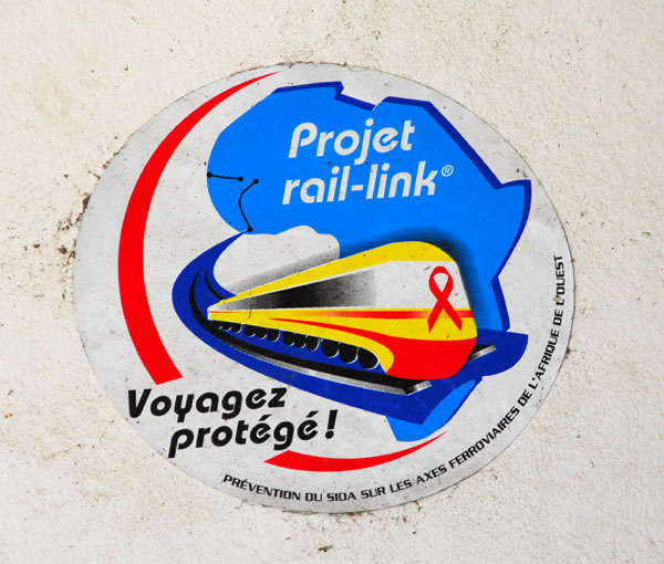 AIDS Project rail-link