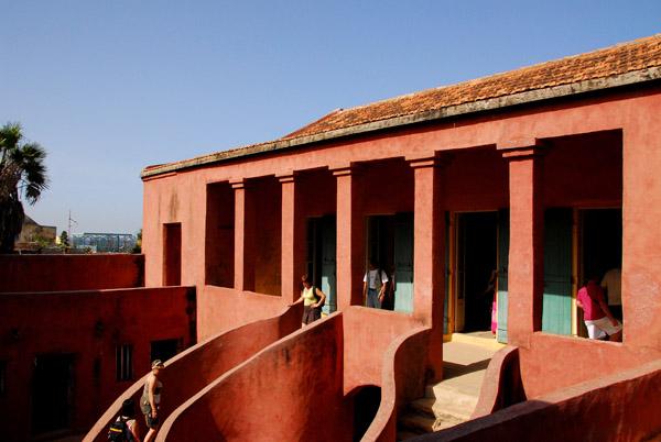 Sklavenhaus, Île de Gorée