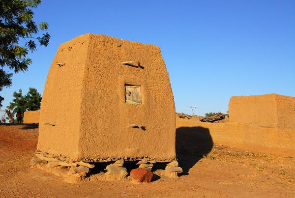 Granary, Mali