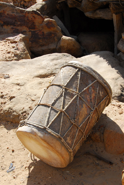 Dogon drum, Mali