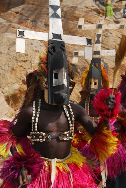 Dogon Kanaga Mask