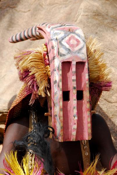 Dogon animal mask - antilope