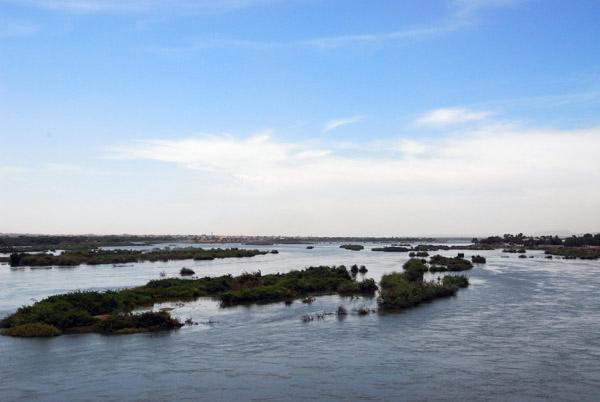View from the Pont du Roi Fahd ibn Abdulaziz