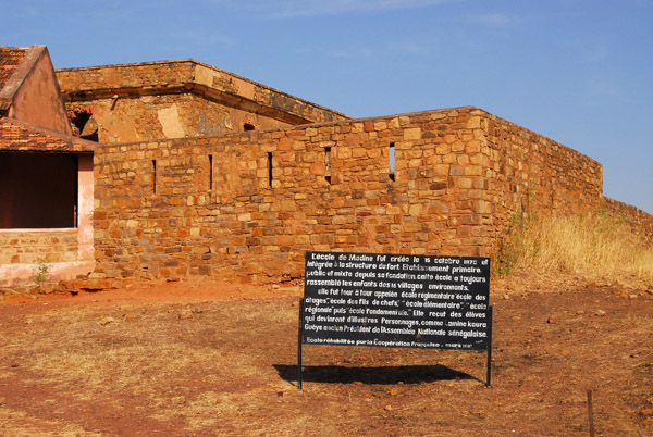 The village was founded in 1826 by Hawa Demba Diallo