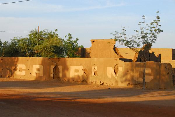 Tizimizi Camping, Gao, Mali
