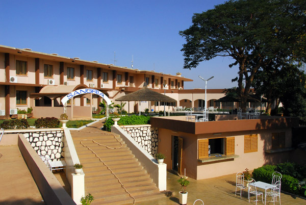 Hôtel Le Sahel, Niamey, Niger