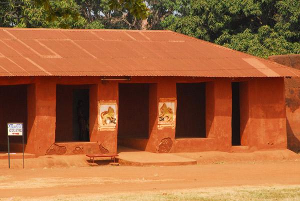 Palais Royaux dAbomey, Bénin
