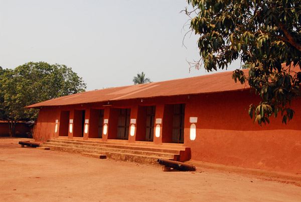 Royal Palace of Abomey, Benin