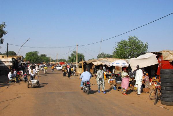 Malanville, Benins northern border town