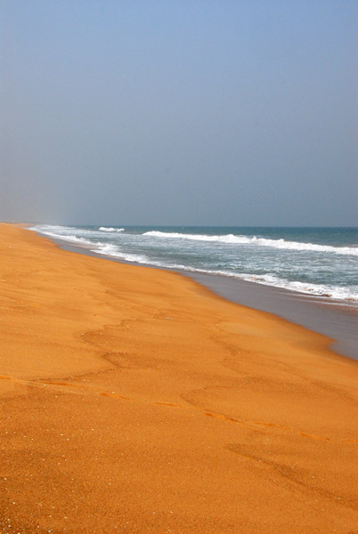 Grand Popo beach, Benin