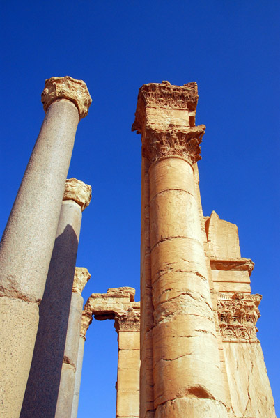Zenobias Baths, Palmyra