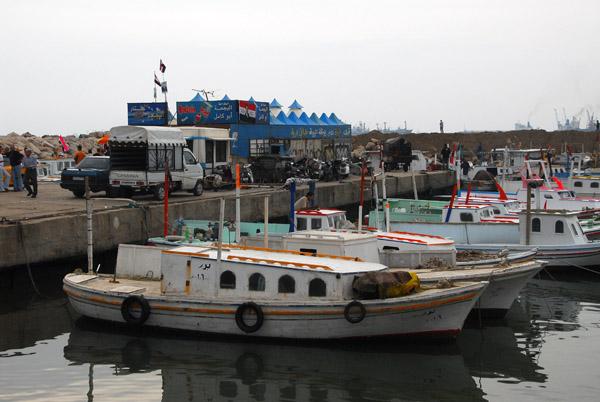 Tartous Harbor, Syria