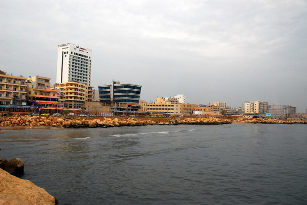 Tartus, Syria - waterfront