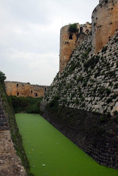 Reservoir, Crac des Chevaliers