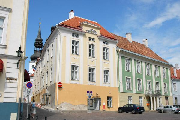 Lossi plats, Toompea Hill, Tallinn