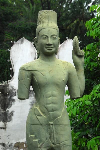 Statue, Phnom Penh Royal Palace