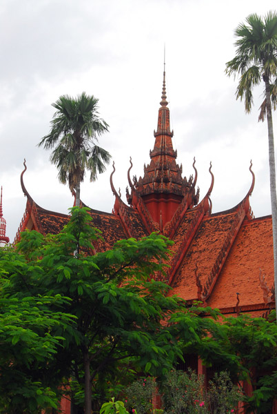 Roof, Cambodian National Museum